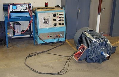electric motor repair at Electric Motor Company in Albuquerque NM.
